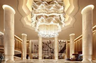 Chandelier Centerpiece 6 Ways Hotel Lobbies Teach Us About Interior Design