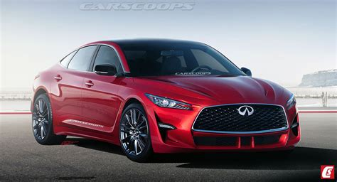 2020 Infiniti Q50 Redesign by Future 2020 Infiniti Q50 Gets Inspiration From Q