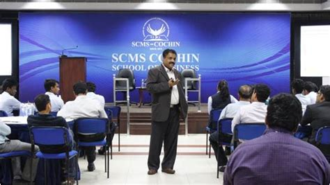 Mba Colleges Deadlines 2014 India by The Concept Of Vuca Times Thrilled Scms Cochin Students