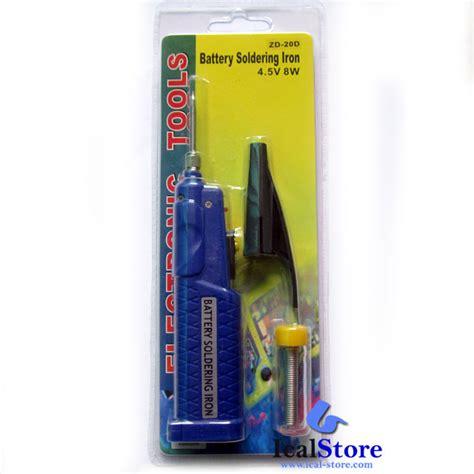 Baterai Aa Mr Watt solder tenaga baterai zd 20d ical store ical store