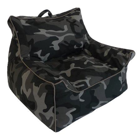 structured bean bag chair large structured bean bag chair muliple colors walmart
