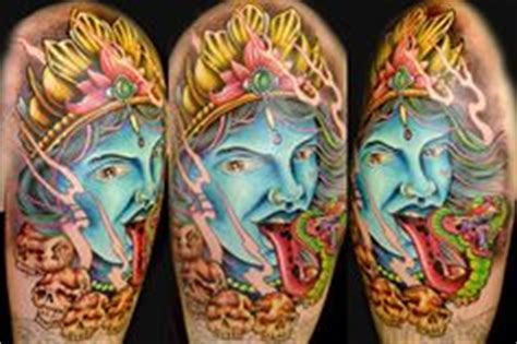1000 images about kali tattoos on pinterest temple