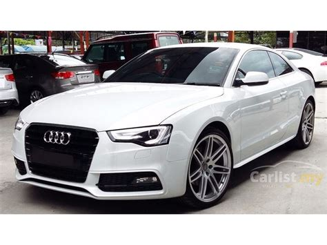 Audi A4 Modell 2013 by Audi A5 2013 Tfsi Quattro S Line 2 0 In Kuala Lumpur