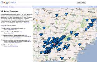 tornadoes in map releases alabama tornado images maps