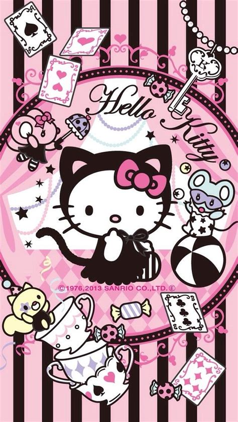 wallpaper hello kitty and friends 392 best hello kitty friends images on pinterest
