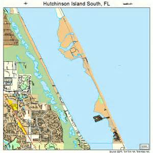 island florida map hutchinson island south florida map 1232993