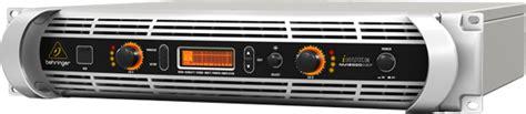 Behringer Nu12000dsp Power Lifier 12000 Watt With Dsp And Usb behringer nu12000dsp ultra lightweight high density 12000