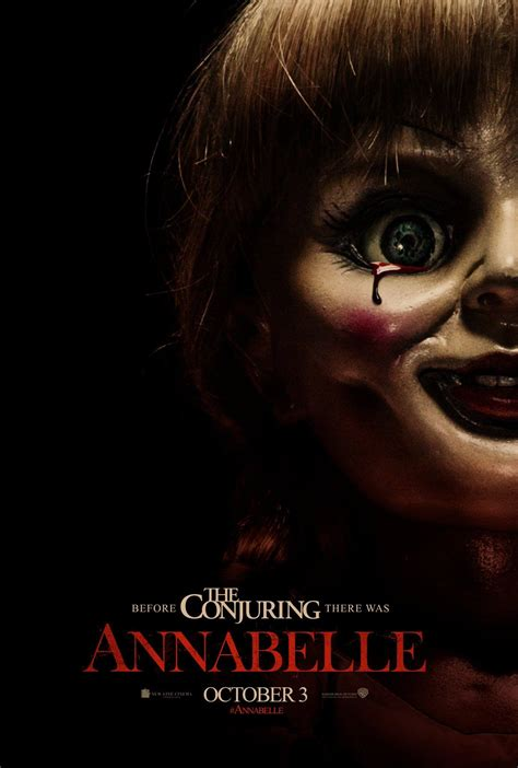 film horror recommended 2014 annabelle 2014 average horror movie with good cast