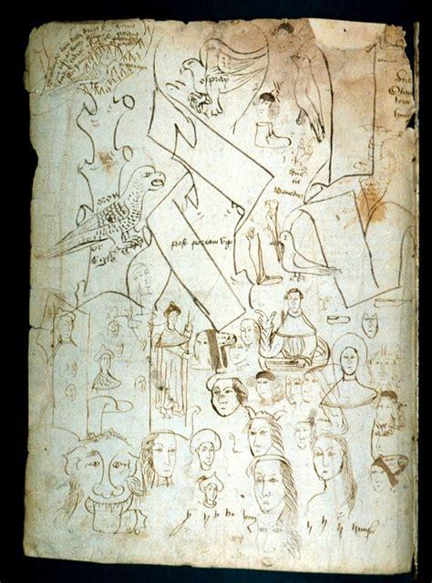 libro pocas medievales aburridos escribas medievales dejaron sus divertidos garabatos en los m 225 rgenes cultura inquieta