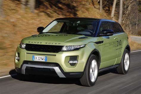 range rover evoque 2wd auto express