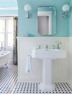 Gorgeous tiffany blue bathroom so clean and sleek i d add brown