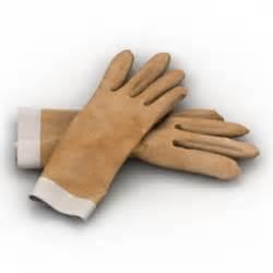 Model Kitchen Gloves 3d Quot Gloves Quot Collection Gloves 3 3d Model Gsm