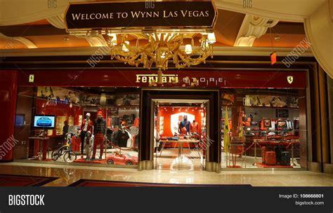 Las Vegas Ferrari Store by Ferrari Store At Wynn Las Vegas And Encore In Las Vegas