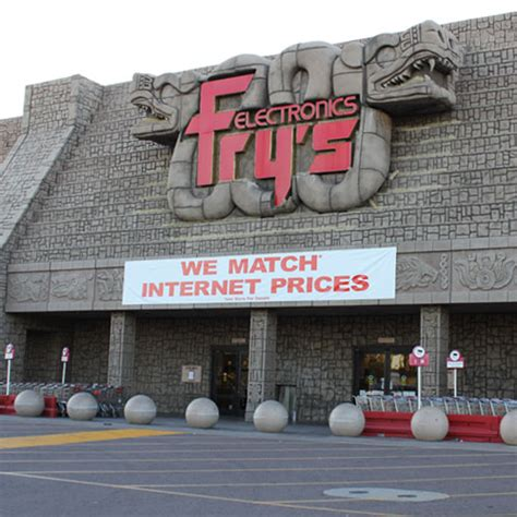 Frys In Other Stores In This Area