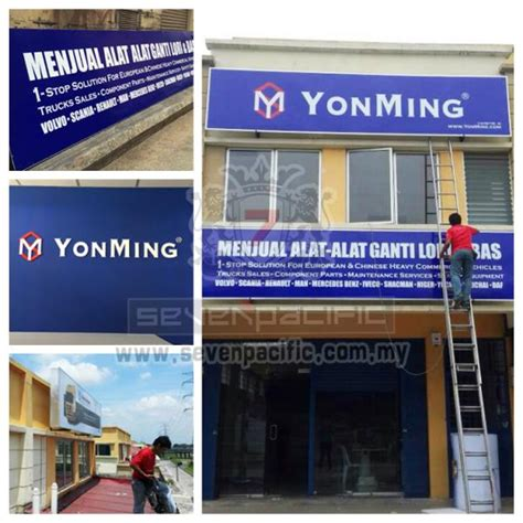 Outdoor Sticker Malaysia by Door Signage Malaysia Signage Design Malaysia 3d