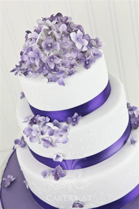 Hochzeitstorte Violett by Hochzeitstorte Sweet Violet The Cakery Torten