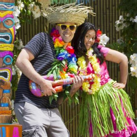 hawaiian themed games event and equipment hire leisure hire