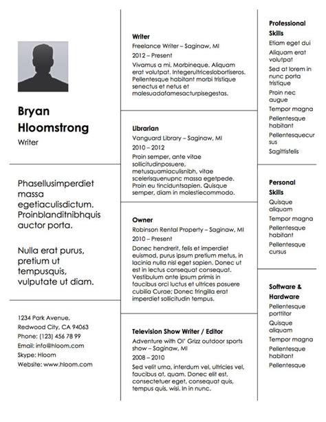 21 ด ไซน resume แจกฟร