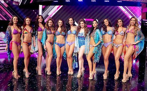 nuestra belleza latina ya tiene su primer eliminada y estas son las 11 finalistas de nuestra belleza latina vip