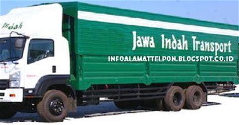 Special Info Jadwal Kirim Gojek Jne jasa kirim paket jawa indah transport info alamat dan telepon