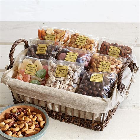 gift baskets for him cherry moon farms