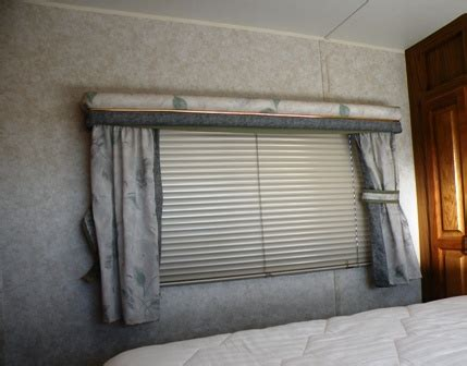 rv curtains and blinds replacing our rv window blinds with quality home grade