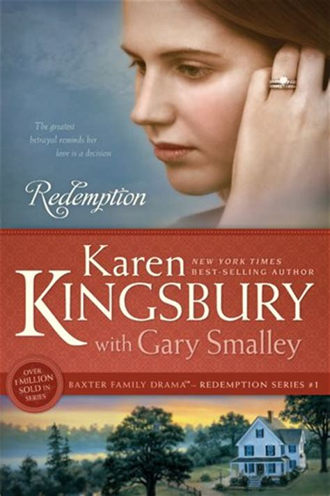 redemption books kingsbury redemption