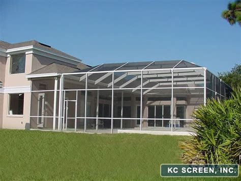 florida patio screen enclosures central florida screen enclosures kc screen