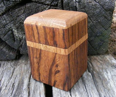 Handmade Ring Box - handmade ring box