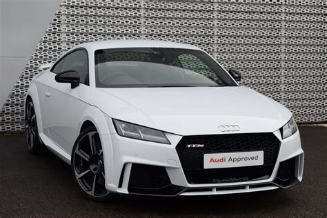 audi tt rs used used 2017 audi tt rs for sale in cheltenham pistonheads