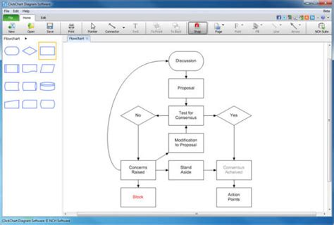 create free flowchart 19 best free tools for creating flowcharts