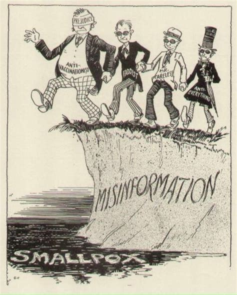 ideological constructs of vaccination books here s what a depression era cartoonist had to say about