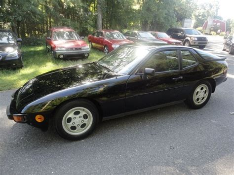 Porsche 944 Performance Figures by 1988 Porsche 924se Revisit German Cars For Sale Blog