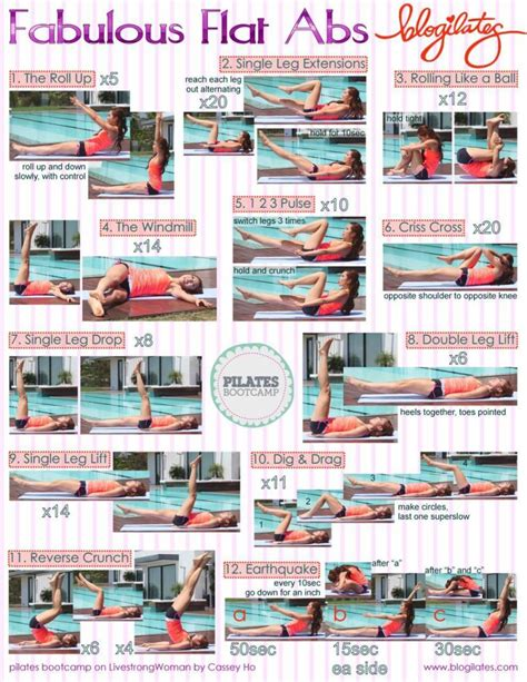 printable exercise ball workouts for beginners 25 superb beginner ab workouts to shape your belly at home