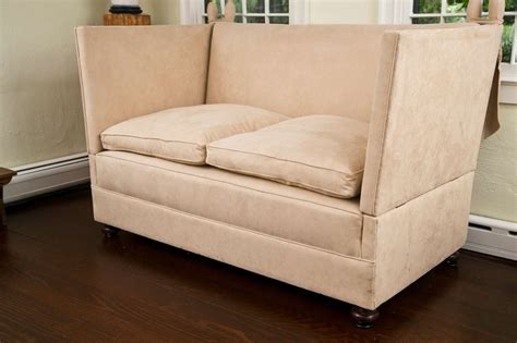knole settee for sale english knole sofa for sale at 1stdibs