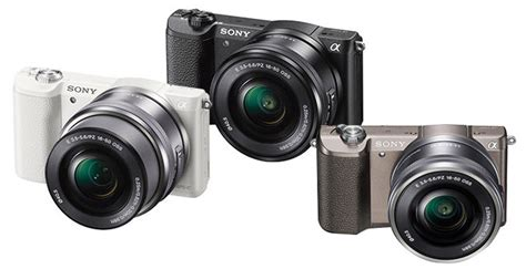 Kamera Mirrorless Sony A5100 jual sony a5100 kamera mirrorless harga