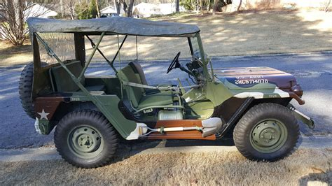 ford military 1971 ford m151a2 uncut for sale