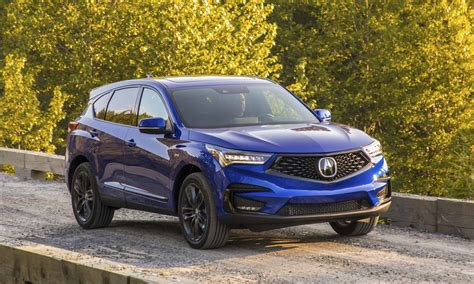 Rdx Acura Reviews by 2019 Acura Rdx Review 187 Autonxt