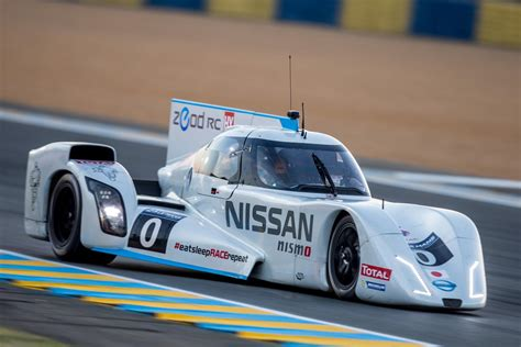 3 Car Garage Homes nissan zeod rc retires after completing all electric le