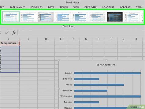 cara membuat catatan kaki di ms excel cara membuat grafik batang di excel wikihow