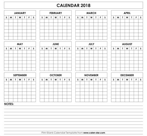 new year new notes 2018 2018 calendar note january 2018 calendar with notes