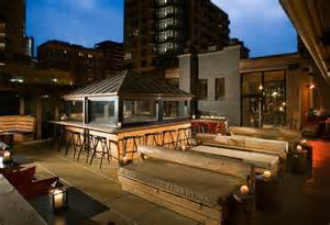 Outdoor Patio Bars Chicago by America S Best Outdoor Bars Photos Huffpost