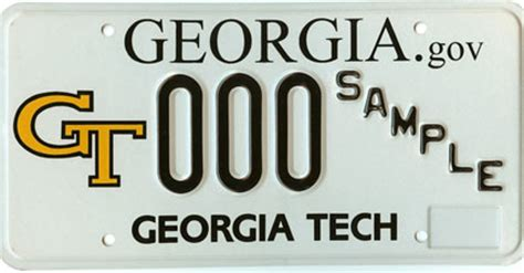 Vanity Plates Ga by Motor Vehicle Tags Impremedia Net