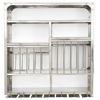 stainless steel wall mounted plate rack stainless steel kitchen rack