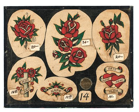 vintage tattoo flash jonathan shaw vintage tattoo flash 100 years of traditional tattoos
