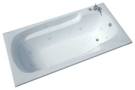 atlantis tubs 3672edl eros 36x72x23 rectangular air and