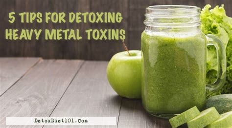 Best Foods For Detoxing Heavy Metals by Best Ways For Heavy Metal Detox