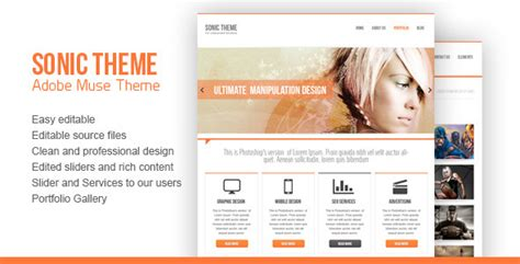 301 Moved Permanently Adobe Muse Ecommerce Templates