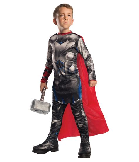the thor costume boys costumes marvel age of ultron thor boys costume costume