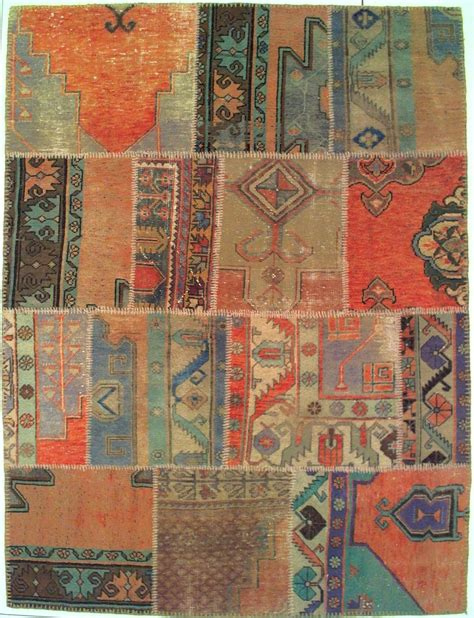 tappeti persiani patchwork tappeto patchwork 200 x 150